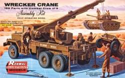 Revell Monogram 1:32 - Military Wrecker Truck (Renwal)