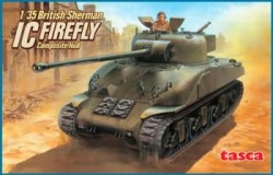 Tasca 1:35 - British Sherman IC Firefly w/ Composite Hull