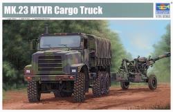 Trumpeter 1:35 - MTVR MK.23 Cargo Truck