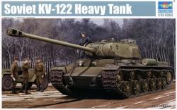 Trumpeter 1:35 - KV-122 Soviet Heavy Tank
