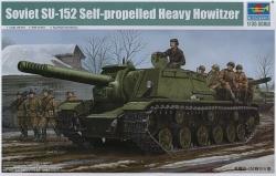 Trumpeter 1:35 - Su-152 Soviet Heavy Howitzer
