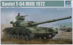Trumpeter 1:35 - Russian T-64A Model 1972 MBT