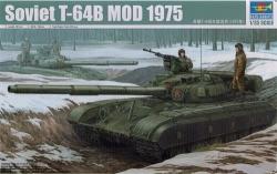 Trumpeter 1:35 - Russian T-64B Model 1975 MBT
