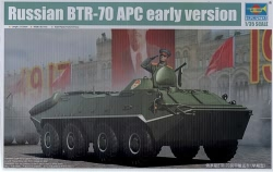 Trumpeter 1:35 - Russian BTR-70 APC (Early Version)