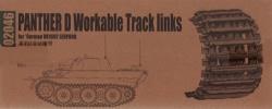 Trumpeter Track Set 1:35 - German Panther G Medium Tank