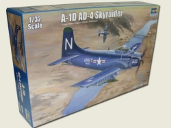 Trumpeter 1:32 - Douglas A-1D Skyraider
