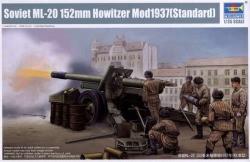 Trumpeter 1:35 - Soviet ML-20 152mm Howitzer Mod 1937