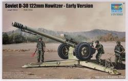 Trumpeter 1:35 - Soviet 122mm Howitzer D-30