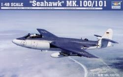 Trumpeter 1:48 - Hawker Sea Hawk Mk.100 / Mk.101