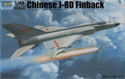 Trumpeter 1:48 - Shenyang J-8D Finback
