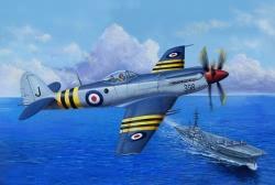 Trumpeter 1:48 - Supermarine Seafang F Mk.32