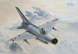 Trumpeter 1:48 - MiG-21 F-13/J-7