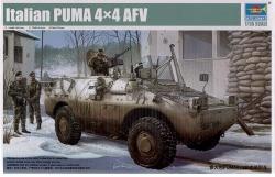 Trumpeter 1:35 - Puma 4�4 Wheeled AFV