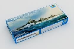 Trumpeter 1:700 - German Destroyer Zerstorer Z-37 1943