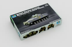 Trumpeter 1:72 - British MCV80 Warrior