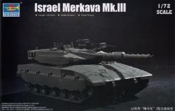 Trumpeter 1:72 - Israeli Defence Force/IDF Merkava MK.3 MBT