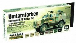 Model Air Set - Recamouflage Colours Set