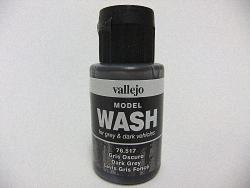 Vallejo Model Wash 35ml - Dark Grey Wash