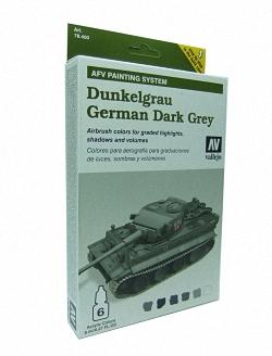 AFV Dunkelgrau Armour Painting System