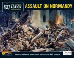 Warlord Games 28mm Bolt Action - Assault on Normandy Starter Set