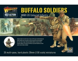 Warlord Games 28mm Bolt Action - Buffalo Soldiers