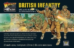 Warlord Games 28mm Bolt Action - British Infantry (25)