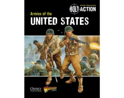 Warlord Games 28mm Bolt Action - Armies of the United States Book