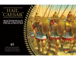Warlord Games 28mm Hail Caesar - Macedonian Phalangites (40)