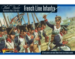 Warlord Games 28mm Black Powder - French Line Infantry