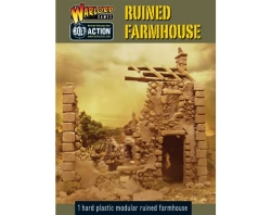 Warlord Games 28mm Bolt Action - Ruined Farmhouse