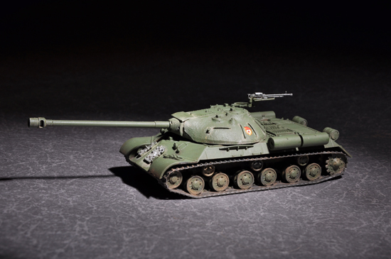 Trumpeter 1:72 - Russian JS-3 with BL-9 122mm Gun