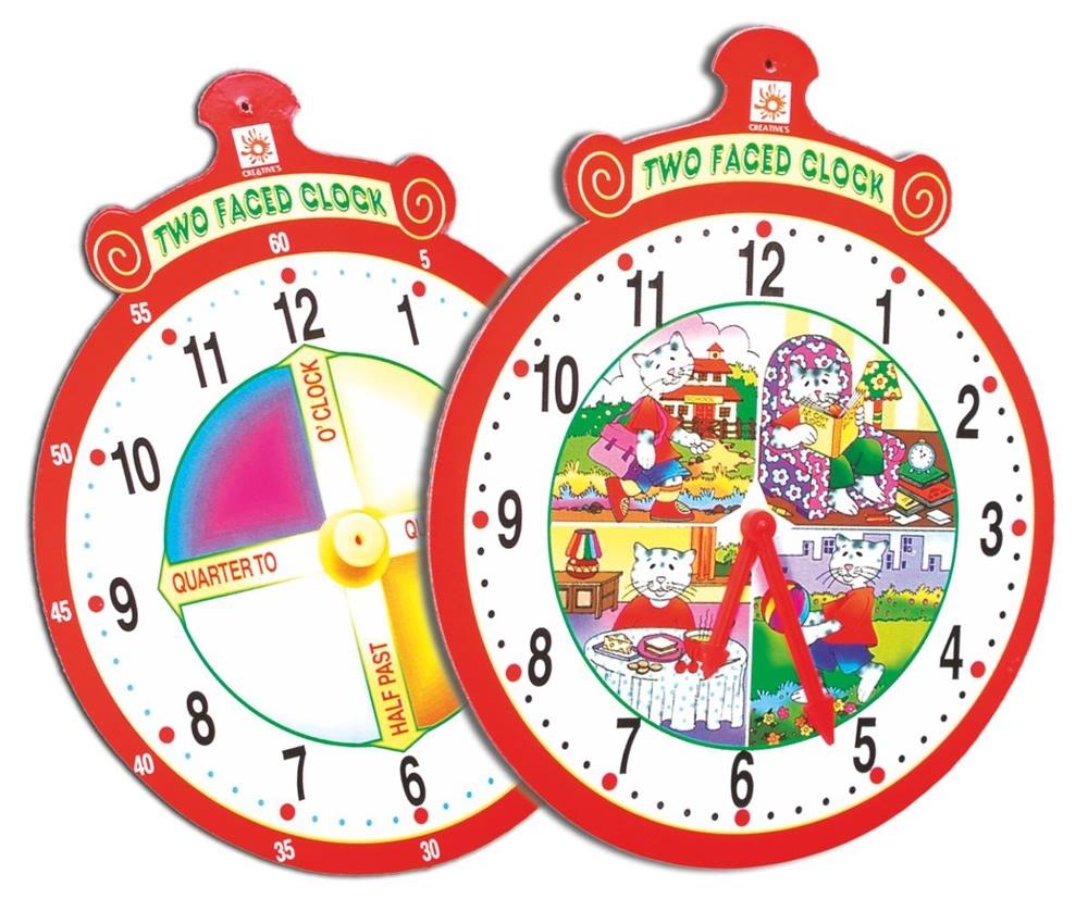 CRE0648 Creative School Fun with Time