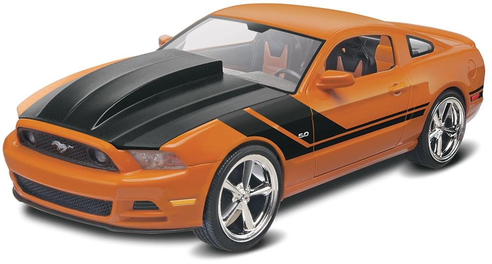 (RVM4379) -Revell Monogram 1 25 –2014 Mustang GT