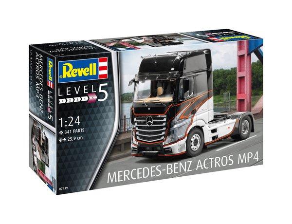 RV07439 - Revell 1 24 - Mercedes- Benz Actros MP4  Stream